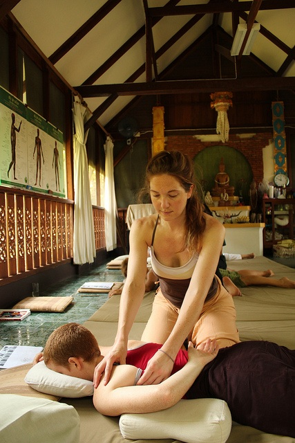 thai massage guide massage östersund